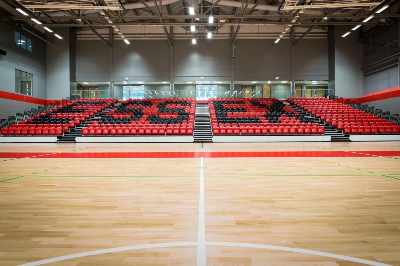 Essex Sport Arena Bleachers