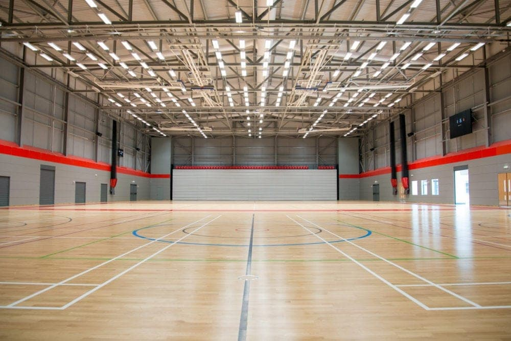 Essex Sport Arena pano