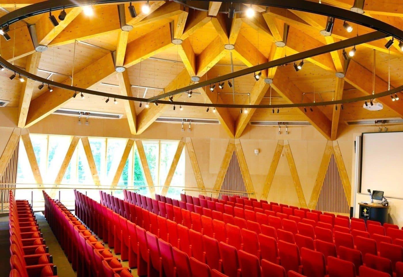 Essex Business School lecture venue