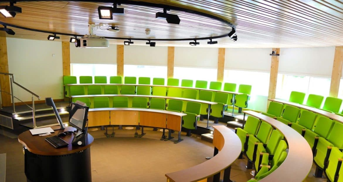 The Essex Business School conference venue