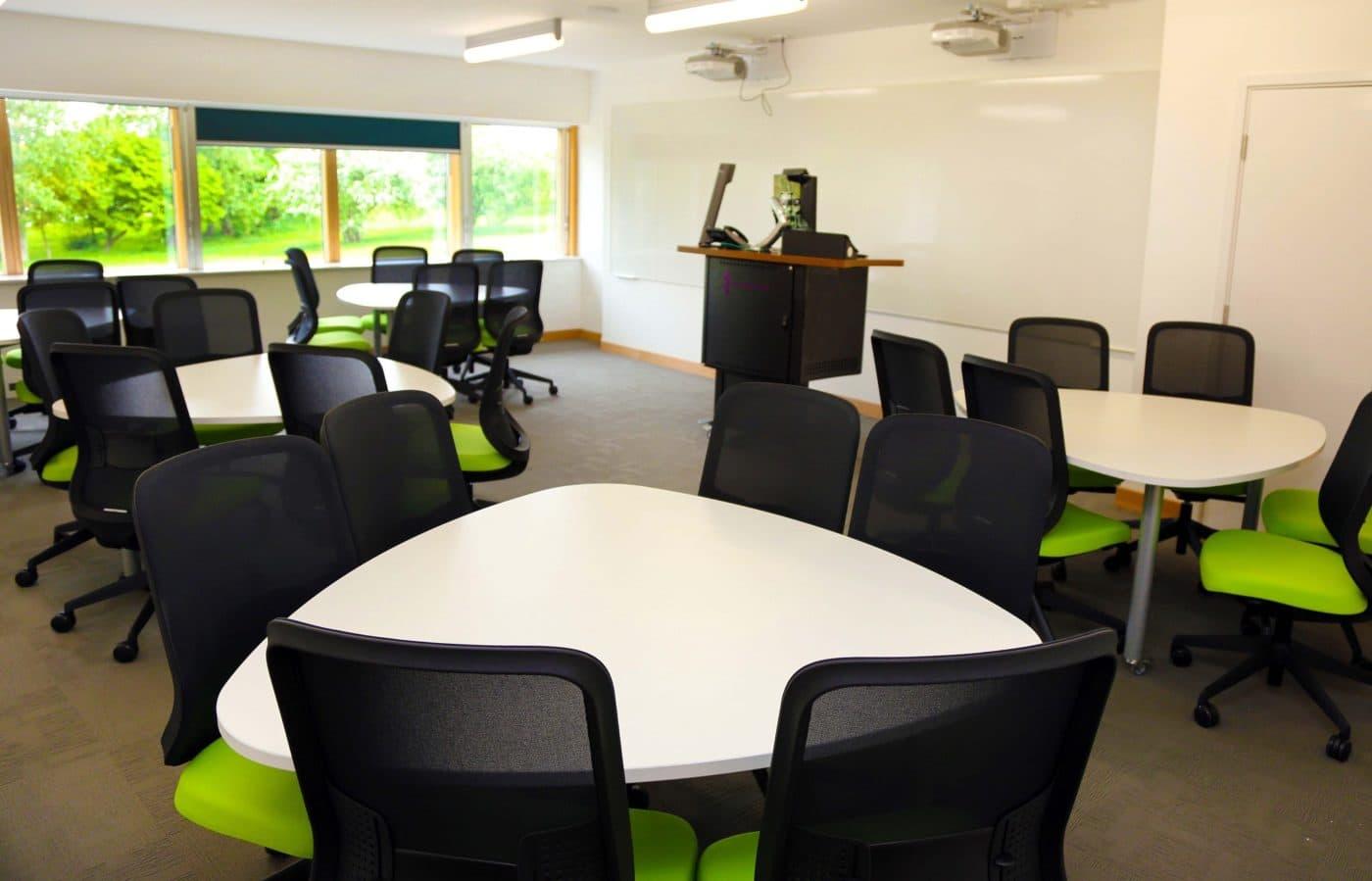 The Essex Business School meeting