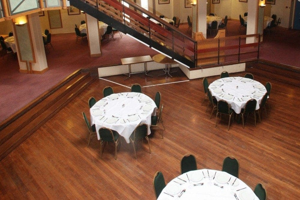 Hexagon venue conference