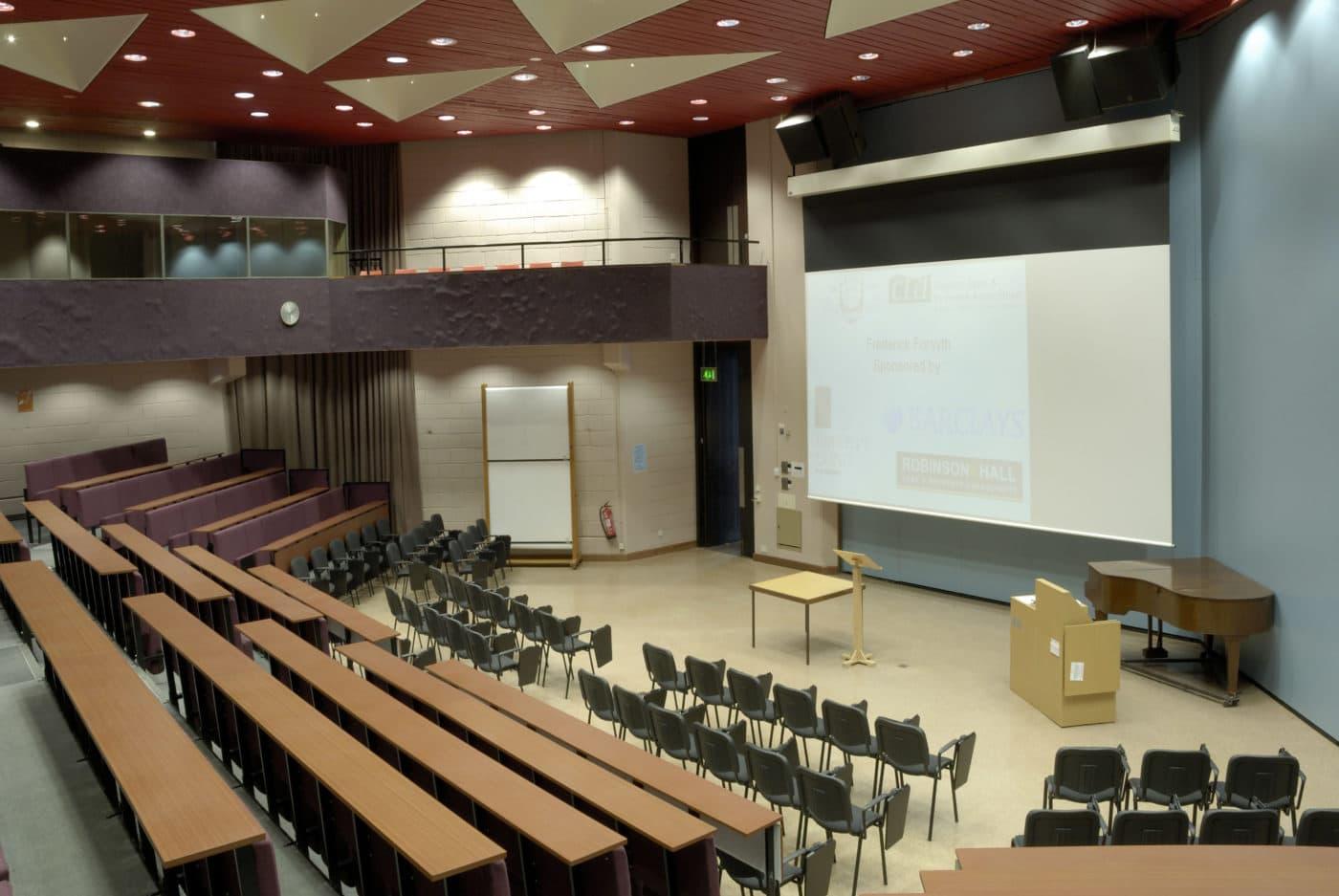 Lecture Theatre Building