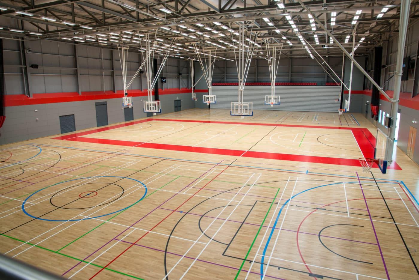 Essex Sport Arena Basketball Hoops